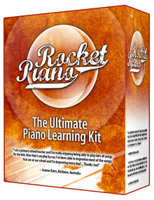 Rocket Piano - Piano For Beginners