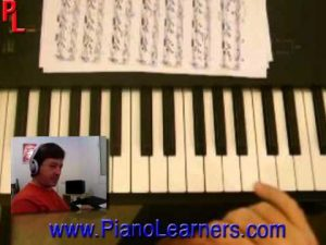 How To Play All Of The Chords On The Piano