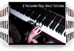 piano video song lessons