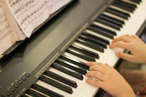 Piano Finger Exercises