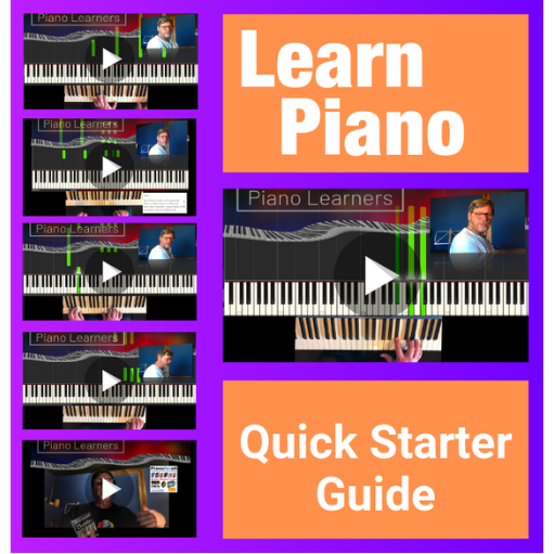 Learn Piano Quick start course